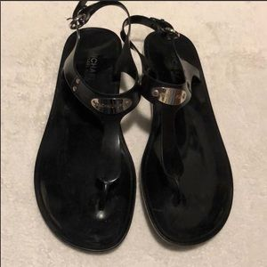 Like new Michael Kors jelly sandals